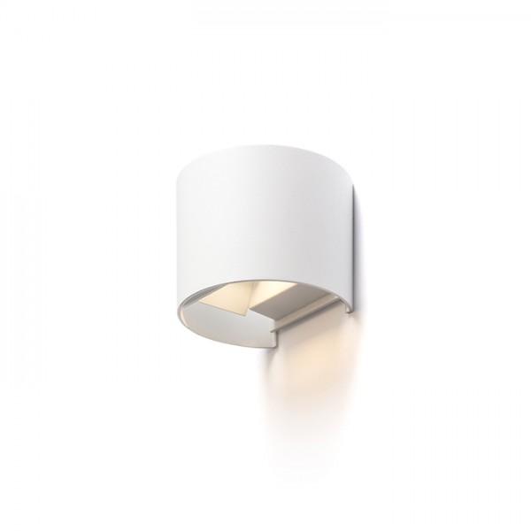 TITO R nástenná biela  230V LED 6W IP54  3000K