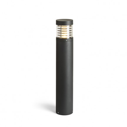 RENDL outdoor lamp ABAX 65 bollard anthracite grey 230V LED 15W IP54 3000K R12626 1