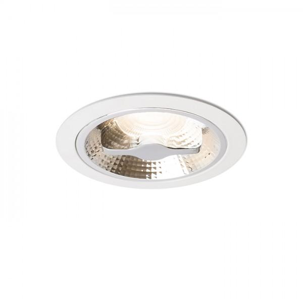 KELLY LED DIMM zápustná biela  230V LED 15W 45°  3000K