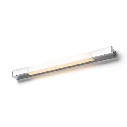 RENDL wall lamp AMENITY 60 wall chrome 230V LED 8W IP44 3000K R12639 1