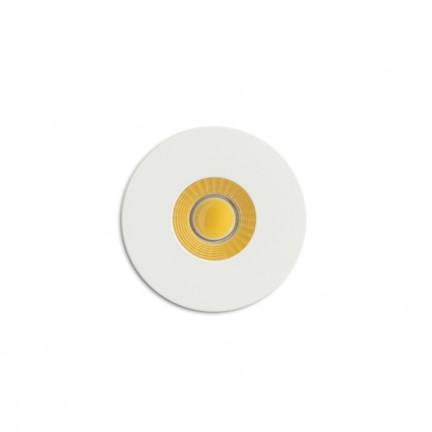 RENDL recessed light RIO R recessed white 230V LED 3W 22° 3000K R12656 1