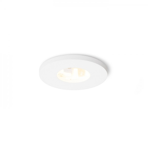 RENDL recessed light INCA R white 230V GU10 7W IP65 R12657 1