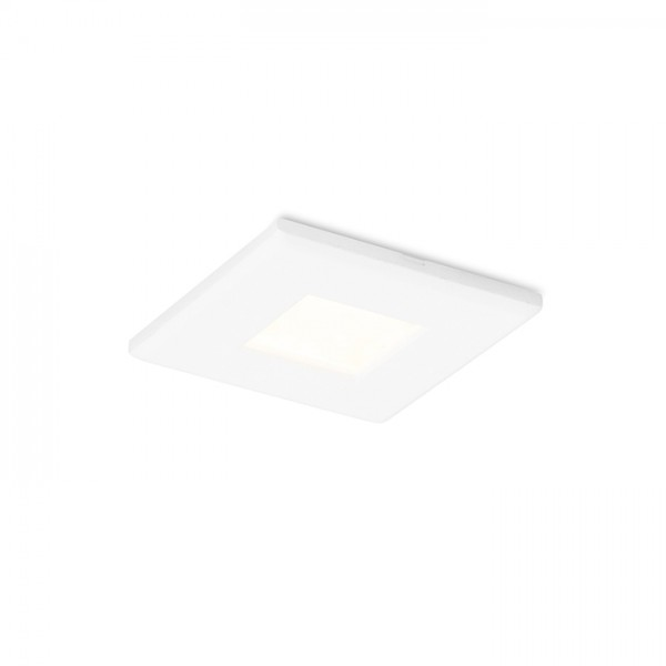 RENDL recessed light INCA SQ white 230V GU10 7W IP65 R12658 1