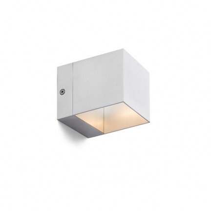 RENDL wall lamp ESSEX wall brushed aluminium 230V G9 33W R12680 1