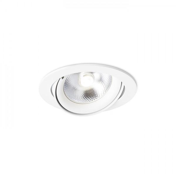 RENDL indbygget lampe ZIZI I indbygget hvid 12V G53 50W R12695 1