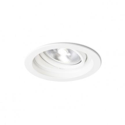 RENDL indbygget lampe GRANADA R hvid 12V G53 50W R12706 1