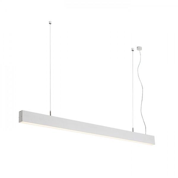 RENDL hanglamp PESANTE 35 hanglamp Geanodiseerd Aluminium 230V LED 40W 3000K R12718 1