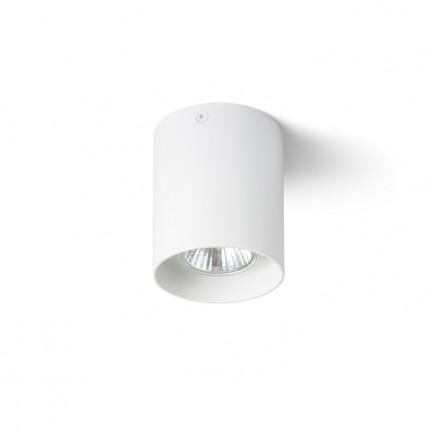 RENDL surface mounted lamp MANTOVA I ceiling matt white 230V GU10 35W R12729 1