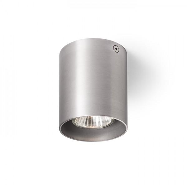 MANTOVA I stropná  česaný hliník 230V GU10 35W
