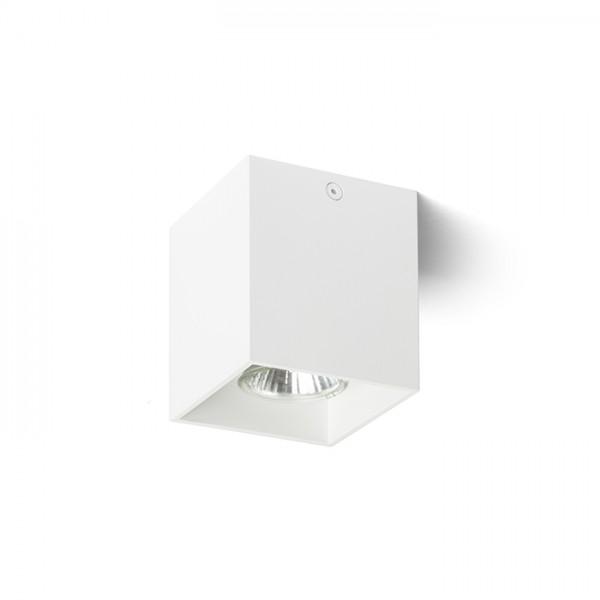 RENDL Montažna svjetiljka AGATE I stropna mat bijela 230V GU10 35W R12735 1