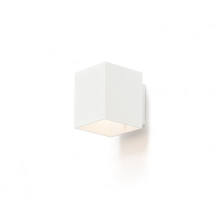 RENDL wall lamp TRIP SQ wall matte white 230V G9 33W R12741 1