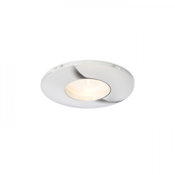 RENDL luminaire plafond EQUA chrome 230V GU10 35W IP54 R12746 1