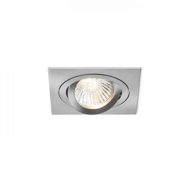 RENDL ugradno svjetlo MURO SQ ugradna mat nikl 230V GU10 50W R12748 1
