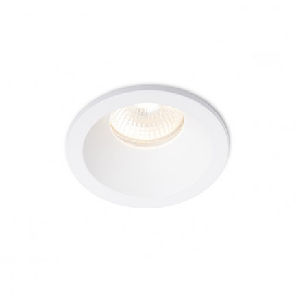 RENDL recessed light BERMUDA recessed white 230V GU10 35W IP65 R12749 1