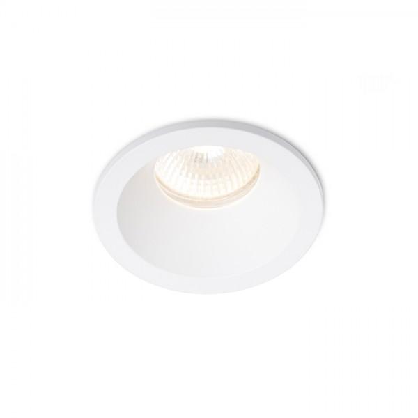RENDL upotettava valaisin BERMUDA upotettava valkoinen 230V GU10 35W IP65 R12749 1