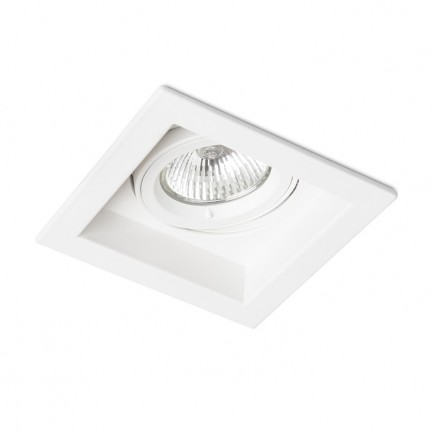 RENDL recessed light ACASA recessed white 230V GU10 50W R12750 1