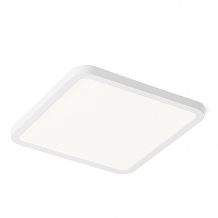 RENDL recessed light HUE SQ 17 recessed white 230V LED 18W 3000K R12780 1