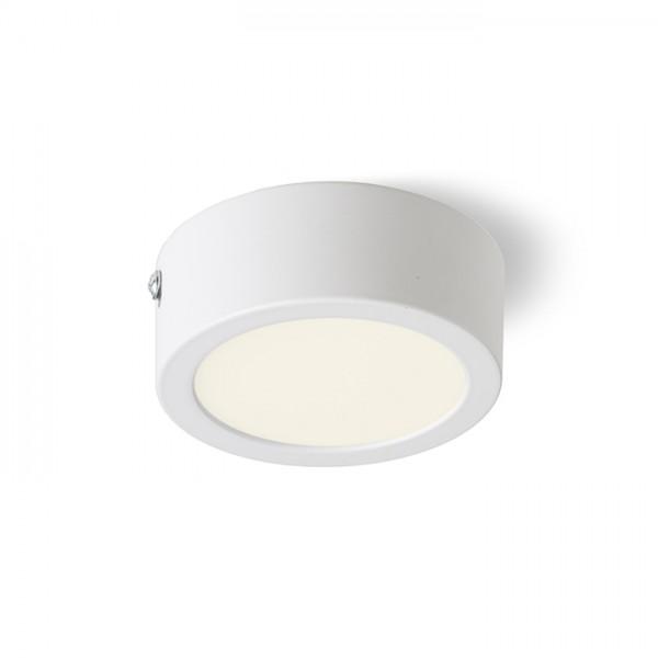 HUE R 9 stropná biela  230V LED 6W  3000K