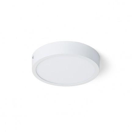 RENDL Deckenleuchte HUE R 17 Deckenleuchte weiß 230V LED 18W 3000K R12795 1