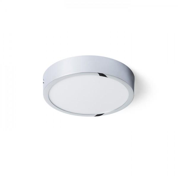 HUE R 17 stropná  chróm 230V LED 18W  3000K