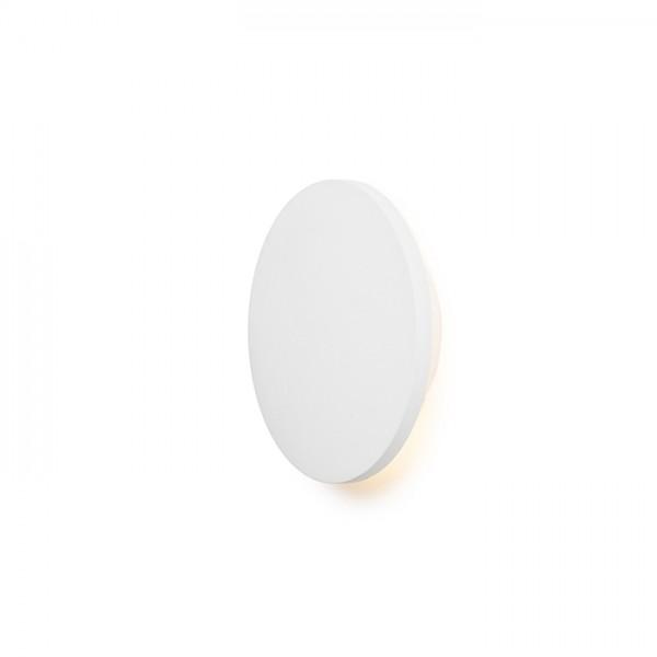 ATLANTA 13 prisadená biela  230V LED 6W IP54  3000K