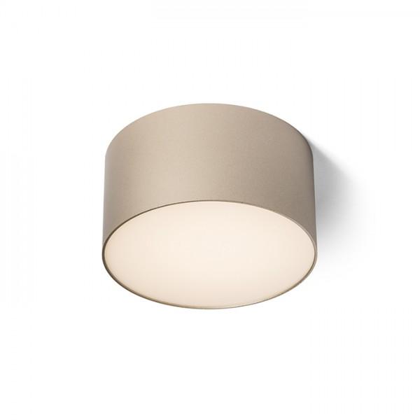 LARISA R 12 stropná perlová zlatá  230V LED 10W  3000K