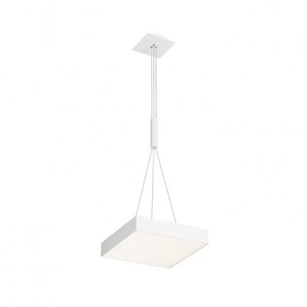 RENDL závěsné svítidlo LARISA SQ 30 závěsná bílá 230V LED 30W 3000K R12852 1