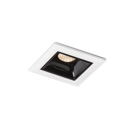 RENDL vestavné světlo LIZARD I zápustná bílá 230V LED 2W 24° 3000K R12854 1
