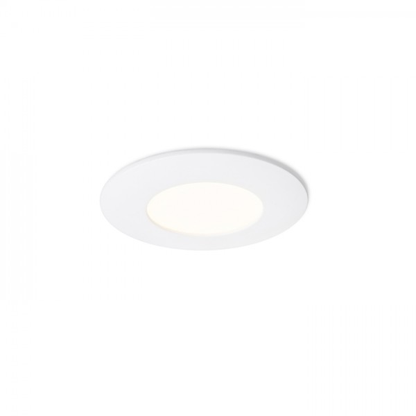 RENDL recessed light DADA 9 recessed white 230V LED 3W 3000K R12866 1