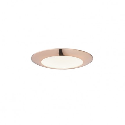 RENDL recessed light DADA 12 recessed copper 230V LED 6W 3000K R12874 1
