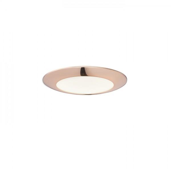 RENDL verzonken lamp DADA 12 inbouwlamp Koper 230V LED 6W 3000K R12874 1