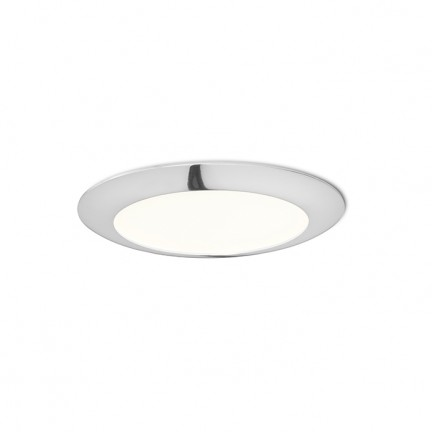 RENDL recessed light DADA 17 recessed chrome 230V LED 12W 3000K R12877 1