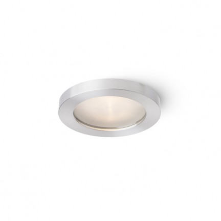 RENDL recessed light MAJESTIC brushed aluminium 230V GU10 35W IP44 R12911 1