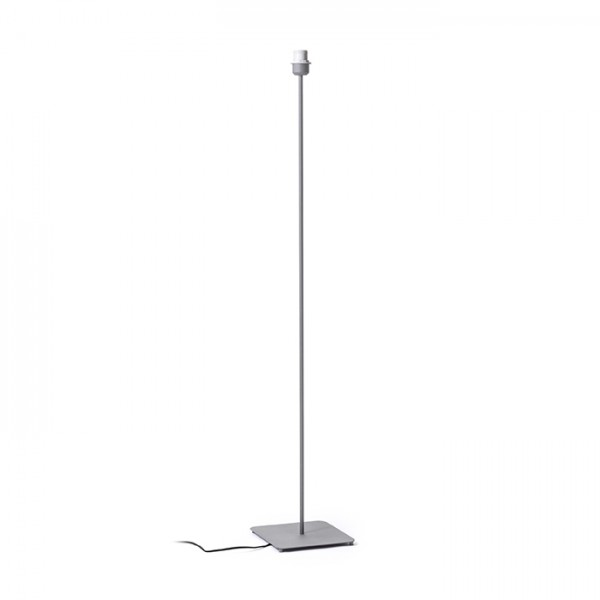 RENDL shades and accessories, bases, pendent sets CORTINA floor base grey 230V E27 28W R12929 1