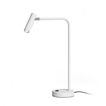 RENDL lampe de table CRAYON table blanc 230V LED 3W 60° 3000K R12938 1