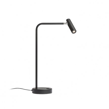 RENDL stolna lampa CRAYON stolna crna 230V LED 3W 60° 3000K R12939 1