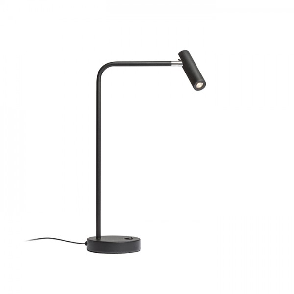 RENDL table lamp CRAYON table black 230V LED 3W 60° 3000K R12939 1