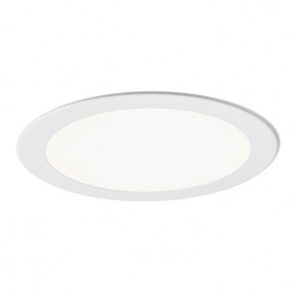 RENDL Einbauleuchte SOCORRO R 225 Einbauleuchte weiß 230V LED 18W 3000K R12965 1
