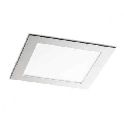 RENDL Einbauleuchte SOCORRO SQ 170 Einbauleuchte weiß 230V LED 12W 3000K R12968 1
