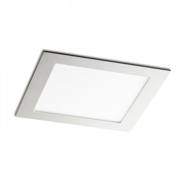 RENDL upotettava valaisin SOCORRO SQ 170 upotettava valkoinen 230V LED 12W 3000K R12968 1