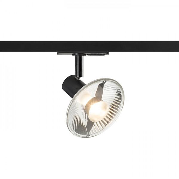 RENDL LED strips en systemen TRICA voor 1f. stroomrail zwart 230V GU10 50W R12978 1
