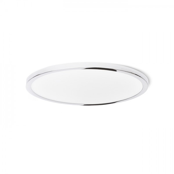 RENDL recessed light HUE R 22 DIMM recessed chrome 230V LED 24W 3000K R13060 1