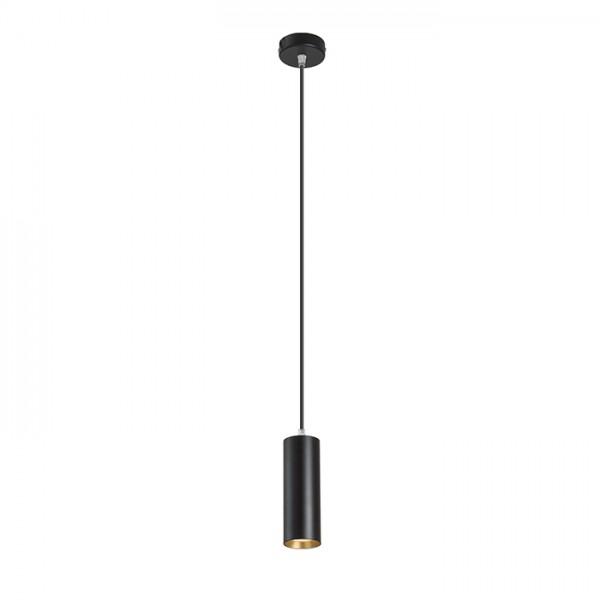 RENDL Viseća rasvjeta MAVRO DIMM viseća crna/zlatna 230V LED 12W 38° 3000K R13184 1
