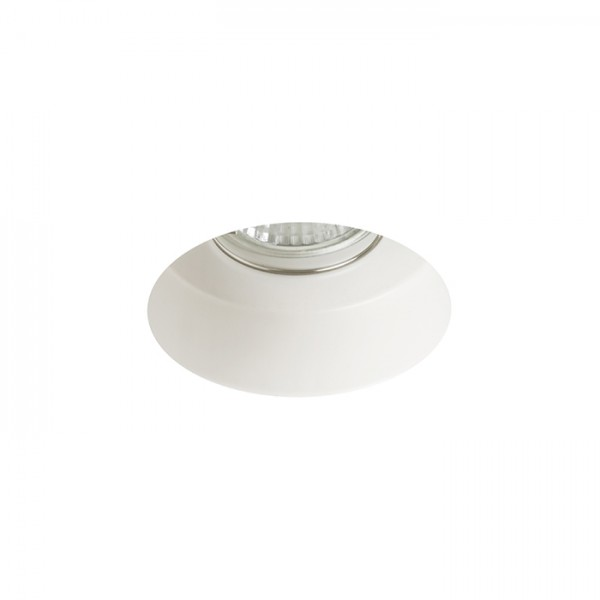 RENDL recessed light IPSO R fixed white 230V GU10 35W R13288 1