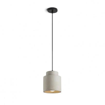 RENDL hanglamp PEZZO hanglamp Beton 230V E27 28W R13291 1