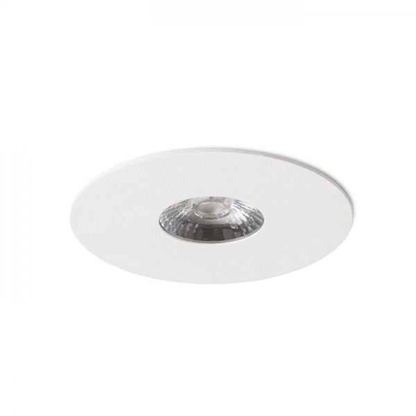 RENDL recessed light SPRAY 9 recessed white 230V LED 7W 24° 3000K R13299 1