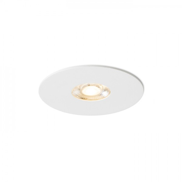 RENDL recessed light SPRAY 11 recessed white 230V LED 9W 24° 3000K R13301 1