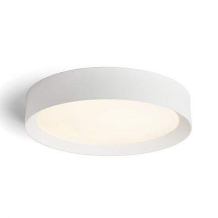 RENDL overflademonteret lampe ALLEGRO 44 DIMM loft hvid 230V LED LED 35W 3000K R13326 1