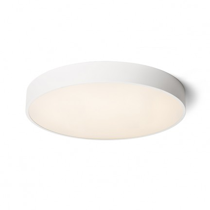 RENDL surface mounted lamp MEZZO 80 DIMM ceiling white 230V LED LED 100W 3000K R13334 1