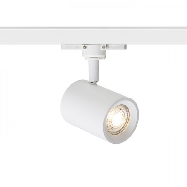 RENDL LED-nauhat ja järjestelmät CADENZA 3-vaihekiskolle valkoinen 230V LED GU10 10W R13348 1